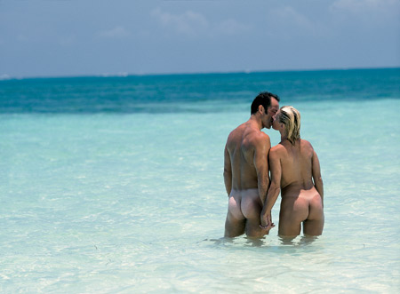Hope, you nude beach couple with you