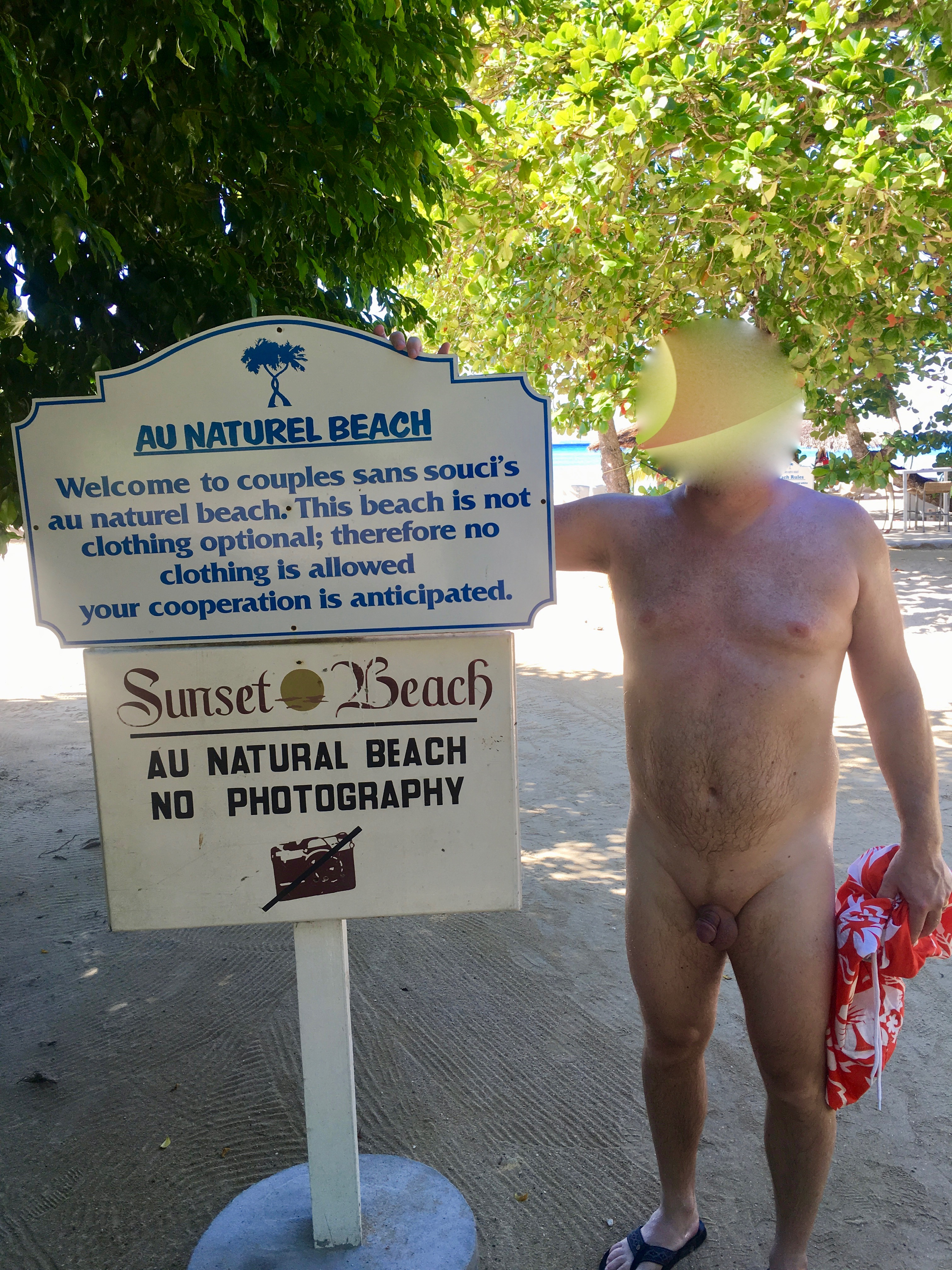 couples san souci nude beach